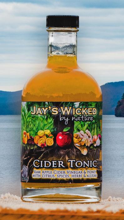 Cider Tonic 375